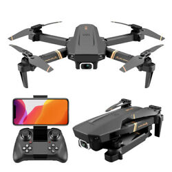 Drones With Camera HD Wifi 4K Drone Quadcopter Toys RC Helicopter Remote Control $64.77