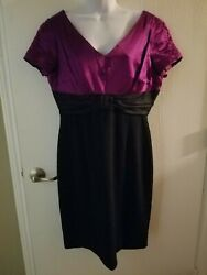 ANTONIO MELANI Cocktail Evening Dress Size 12 $25.00