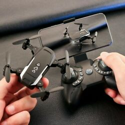Foldable Mini Drones FPV KK8 RC FPV Quadcopter HD Camera WIFI RC Helicopter $63.56