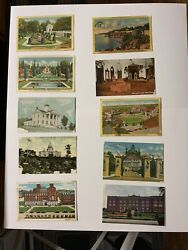 VINTAGE POSTCARDS FROM RHODE ISLAND $10.00