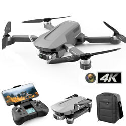 4K 5G WiFi 1Km GPS RC Brushless Professional Camera FPV Quadcopter Drone $193.20