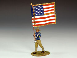 KX007 Kings X King and Country Roughrider w Stars and Stripes $49.95