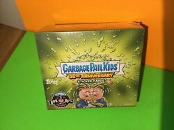2020 Topps Garbage Pail Kids 35th Anniversary Sealed Box 24 packs x 8 GPK live $64.95