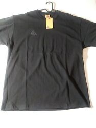 Large Men#x27;s Size Black Nike Tee ACG Logo T Shirt BQ7342 010 Large $35.99