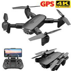 2020 NEW Best RC Drone WIFI 4K HD camera GPS Smart Follow Me FPV Trajectory Flip $75.00