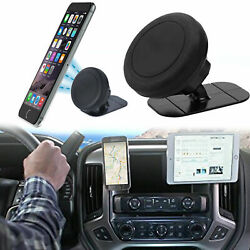 360° Universal Stick On Dashboard Magnetic Car Mount Holder Cradle for Phone GPS $6.59
