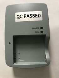 QC Passed Camera Battery Charger Wall charge ZGEC wall easy carry storage Charge $20.99