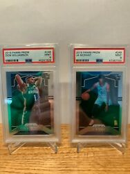 Repack NBA Basketball Zion Ja PSA 9 Prizm Rookie RC 10 Cards Hot Auto Pack Read $24.99