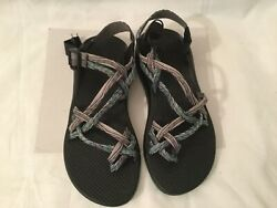 Chaco ZX2 Classic Sandals Multicolor Strappy Sport Hiking Women#x27;s Sz 9 $45.99
