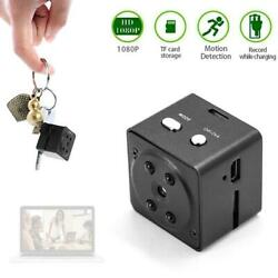 Mini Camera HD 720P Sensor Night Vision Camcorder Motion DVR Small Camera New $23.18
