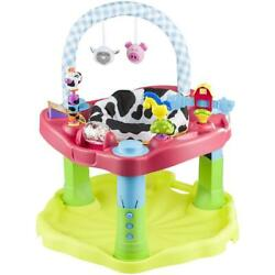 Evenflo Exersaucer Bounce amp; Learn Activity Center Moovin amp; Groovin $76.22
