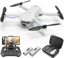 F8 4K GPS Dual camera drone Quadcopter Brushless RC HD 5G FPV foldable selfie $157.00