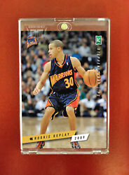 Stephen Curry GS Warriors RC Rookie Replay 2009 Generation Next $5.99