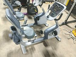 Precor RBK 835 Commercial Indoor Recumbent Exercise Cycle Gym Fitness Bike