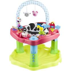 Evenflo Exersaucer Bounce amp; Learn Activity Center Moovin amp; Groovin $91.66
