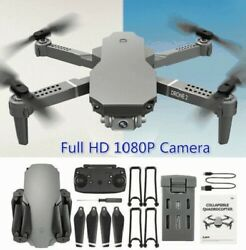 Foldable Drone HD Camera UAV Wide Angle Lens 2.4GH $42.75