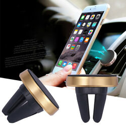 Universal Magnetic Car Mount Stick On Dashboard for Cell GPS and Mini Tabl $6.22