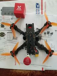 """5"""" FPV Freestyle Drone BNF FrSky RDQ Source One Mamba F405 stack 3 6s 50amp ESC $209.00"""