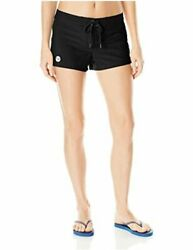 Roxy Women#x27;s to Dye 2 Inch Boardshort True Black S True Black Size Small hd2 $9.99