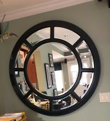 """Set of 2 large decorative wall mirrors 56"""" each $800.00"""