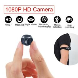 Sensor Night Vision Mini Camera HD Camera 1080p Monitor Small Camera Secret $26.33