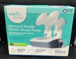 Evenflo Advanced Double Electric Hospital Strength Breast Pump NEW SEALED $48.75