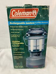 Coleman Rechargeable Lantern Twin Tube Fluorescent Camping Light $17.99