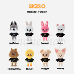 Stray Kids CHARACTER SKZOO PLUSH Original ver. OFFICIAL GOODS in stock $49.99