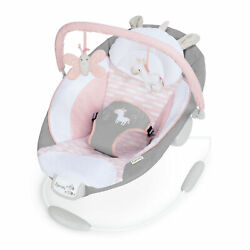 Cradling Bouncer Flora Ultra Plush Seat Ingenuity $55.12