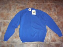 Vintage Sears Womens Sweater with Original Tags 100% Cotton Size Medium $9.95