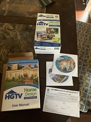 HGTV Ultimate Home Design with Landscaping amp; Decks Complete Software $13.80