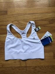 White Champion Sports Bra medium $14.50