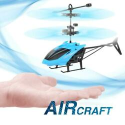 Mini Drone Flying Helicopter Infraed Induction Drone Kids Toys Aircraft Toy Boy $13.53
