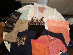 Lot Of 12 Items Girls Spring Summer Size 7 8 $18.00