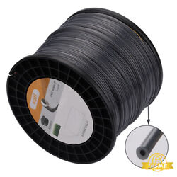 5lb .095 Round Dou Round Heavy Duty Spool Commercial String Trimmer Line