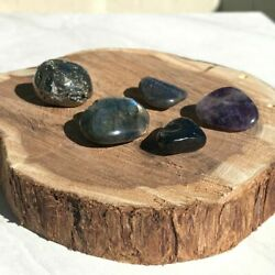 Energy Protection amp; Calming Healing Mini Crystal Set $20.00
