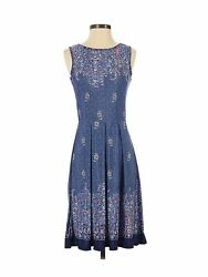 Pretty Young Thing Women Blue Casual Dress S $16.99