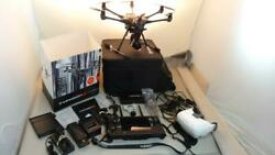 Yuneec Typhoon H Pro w RealSense 4K Collision Avoidance Hexacopter Drone in Bag $999.00