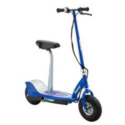 Razor E300S 24V High Torque Motor Electric Powered Scooter with Seat Open Box $239.99