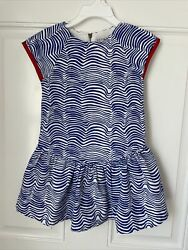 JEAN BOURGET French Designer Girls S S Dress Size 4 104