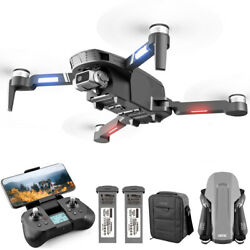 4DRC F4 RC Drone with EIS 4K UHD Camera 5G GPS Foldable FPV Quadcopter 2021 NEW $213.00
