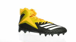 Adidas Mens Freak X Carbon Mid Gold Football Cleats Size 15 788645 $15.00