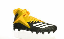 Adidas Mens Freak X Carbon Mid Gold Football Cleats Size 16 789864 $15.00