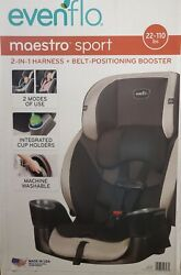 Evenflo Maestro Sport Harness Booster Car Seat Local Pick Up Only $99.95
