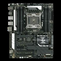 Open Box: ASUS MOTHERBOARD WS C422 PRO SE ATX XEON C422 8DIMM 512GB 5PCIE BROWN $349.99
