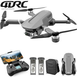 4DRC F4 Drone 4K Profesional GPS WiFi FPV 5G Drone HD 2 Axis Gimbal Brushless $205.33