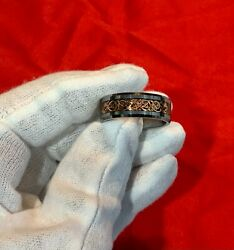 Lot of 3 mens rings 2: size 10 and 1: size 9.5 blue $42.00