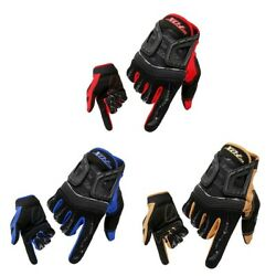 Glove Bikes Cycling Finger Glove Motorcycle Racing Durable High Quality C $20.95