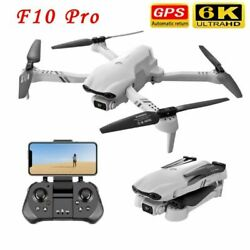2021 New 4K HD dual camera with GPS 5G WIFI wide angle FPV professional drone $105.00