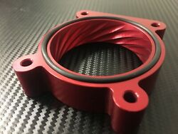 X740 AR  RED Throttle Body Spacer for 2015 2018 Nissan ALTIMA 3.5l v6 $60.00
